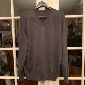 Ermenegildo Zegna Wool Sweater - Made in Italy